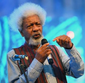 Soyinka, civil war