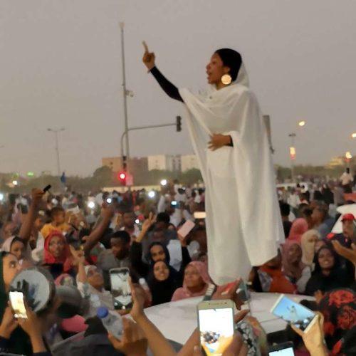 How poetry, songs pulled down 30 years of dictatorship in Sudan - Vanguard 1