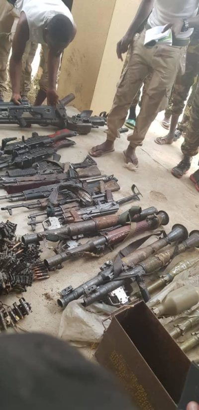 Nigerian, Cameroonian, Chadian forces kill 90 Boko Haram fighters - Vanguard News