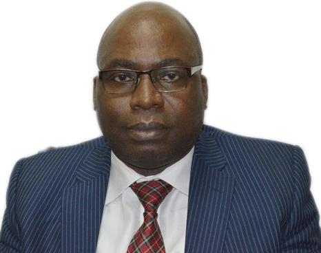 Chairman of ICPC, Prof. Bolaji Owasanoye