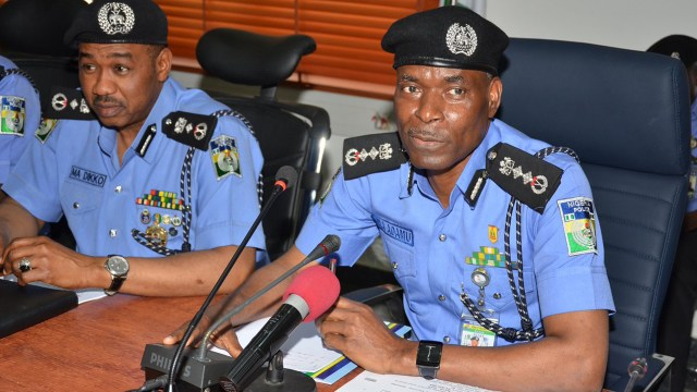 Community Policing: Trust and support us, IGP begs Nigerians