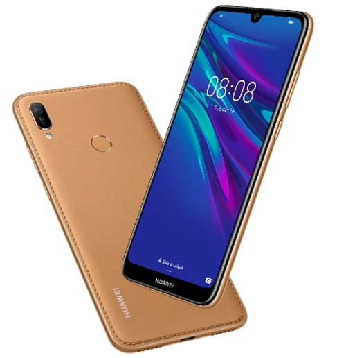 Huawei to launch HUAWEI Y6 Prime 2019 with Dewdrop Display, Unique Design and 13MP Camera. - Vanguard 1