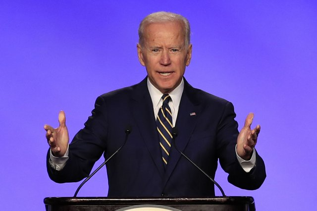 Joe Biden to deliver Thanksgiving address seeking US unity