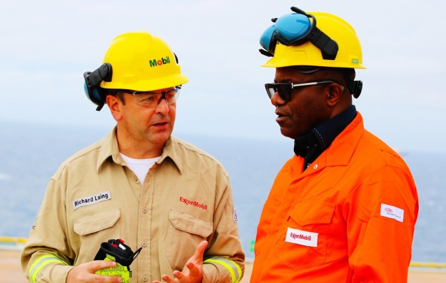 ExxonMobil Nigeria debunks rumor about leaving Nigeria