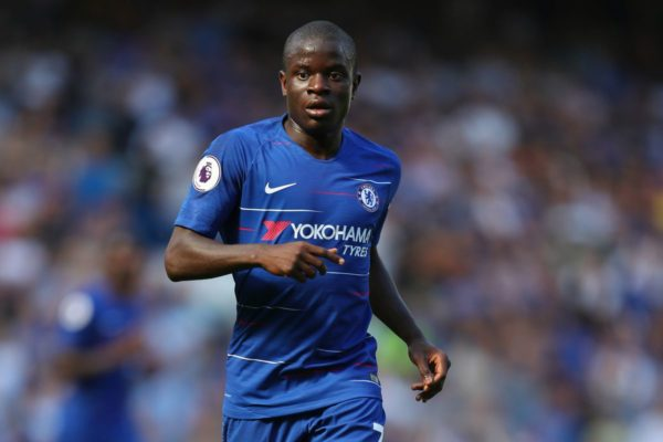 Kante warns Chelsea Premier League