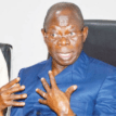 Ninth NASS leadership: No C'ttee Chairmanship for opposition – Oshiomhole