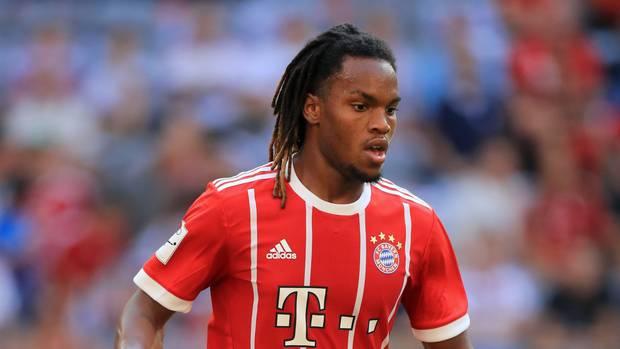 Bayern Munich Renato Sanches