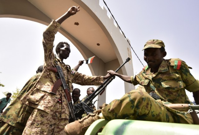 Sudan army imposes night-time curfew after ousting Bashir - Vanguard 1