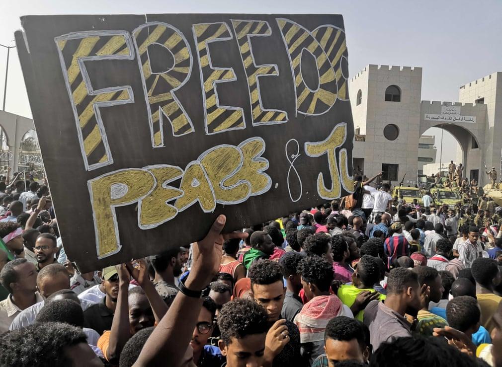 The people's revolt in Algeria and Sudan - Vanguard News