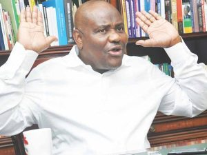 Wike, Rivers ,Ecowas