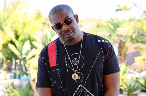 Nigerian singer Don Jazzy urges strict compliance to hygiene in barbing salon