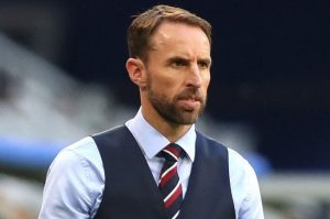 Gareth Southgate, Nations League Finals