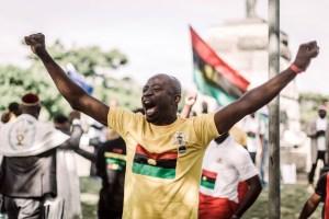 UPDATED: Don't trust the British asylum offer, Don warns IPOB, Biafra agitatore