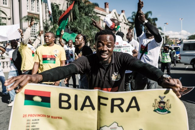 Ijaws are more Biafra than Niger Delta - Minakobiribo, a Biafra activist