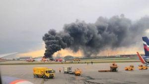 Moscow, Aeroflot