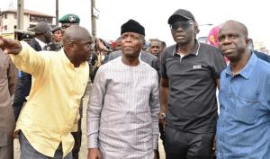 Apapa gridlock: Sanwo-Olu reveals fresh plans to build 6,000 capacity truck park