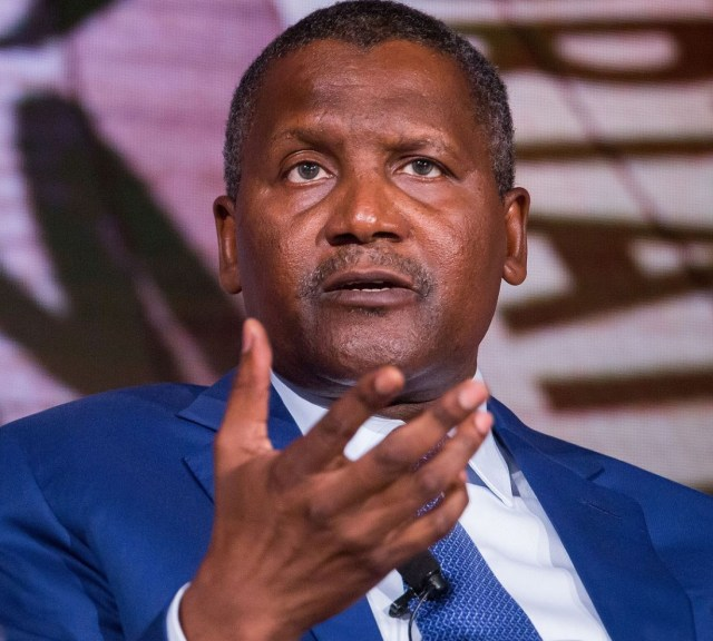 Billionaire Aliko Dangote reveals 2021 Arsenal takeover plan