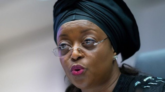 VIDEO: Yahoo Boys now role models in our society, Diezani laments