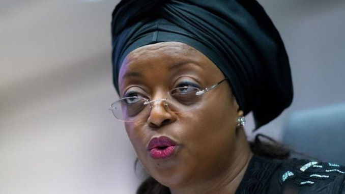 Money laundering charge: Court orders Diezani to appear Oct 28