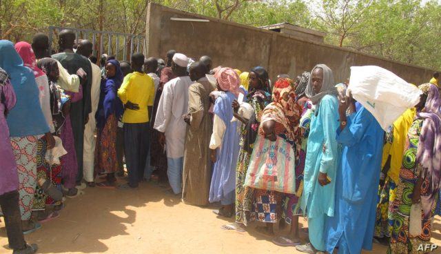 CORANIVIRUS: In Abuja, IDPs beg for protection
