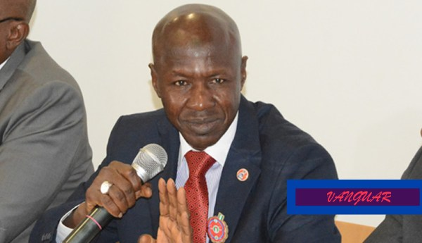 Embattled EFCC boss, Magu, threatens hunger strike