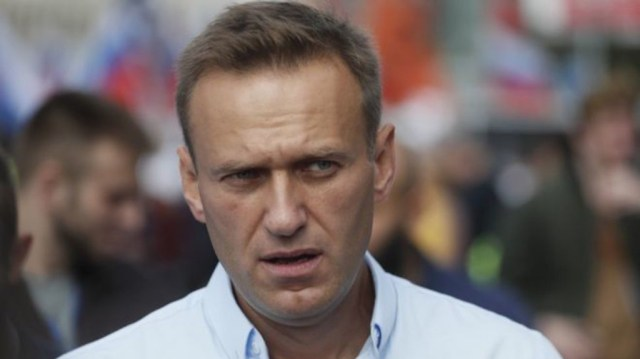 Russian court upholds prison term for Putin's critic, Navalny