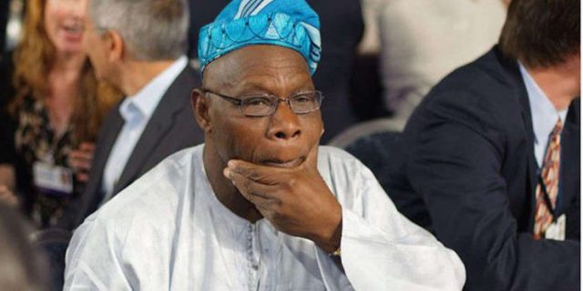 People living with Sickle Cell need empathy, not sympathy – Obasanjo