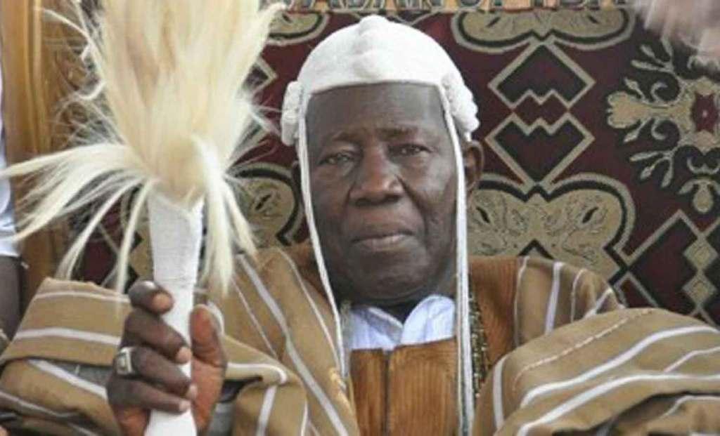 #EndSARS: Olubadan advises Buhari to speak to Nigerians to calm nerves