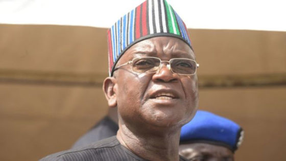 Ortom approves recruitment of 5,000 primary school teachers