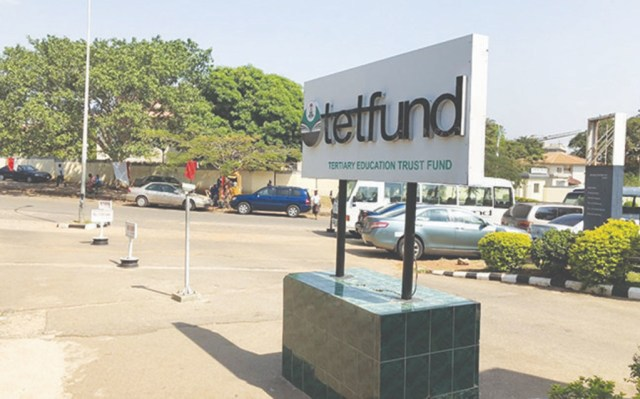 TETFund commends Unilorin for judicious use of funds