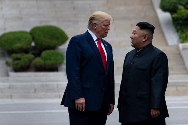 Trump sends birthday greetings to N. Korea's President