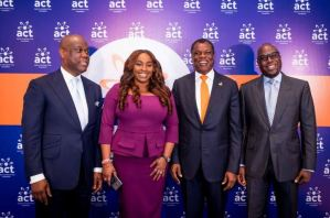 3rdACT Foundation Breakfast: Stakeholders dialogue social, global impact for Africa's growth