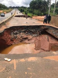 Ihedioha, Imo state, road