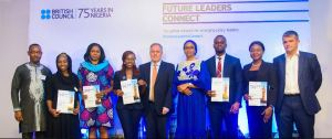 5 young Nigerians emerge 2019 British Council's Global Future Leaders Connect