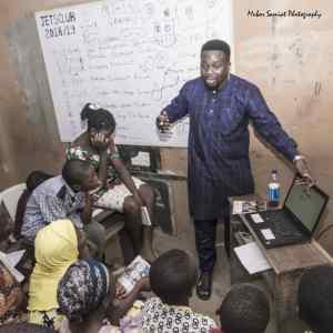 Ademuyiwa Adebola Taofeek