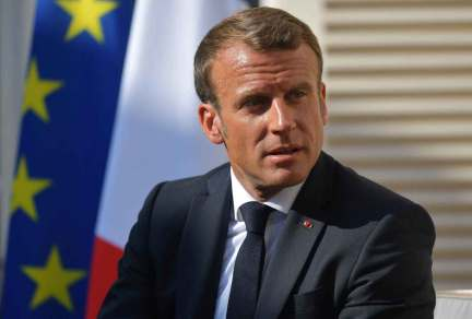 Macron, protests, France's
