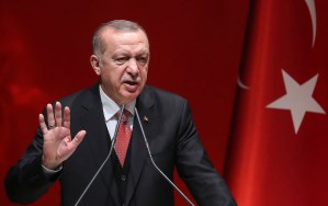 Recep Erdogan, Libya, Europe