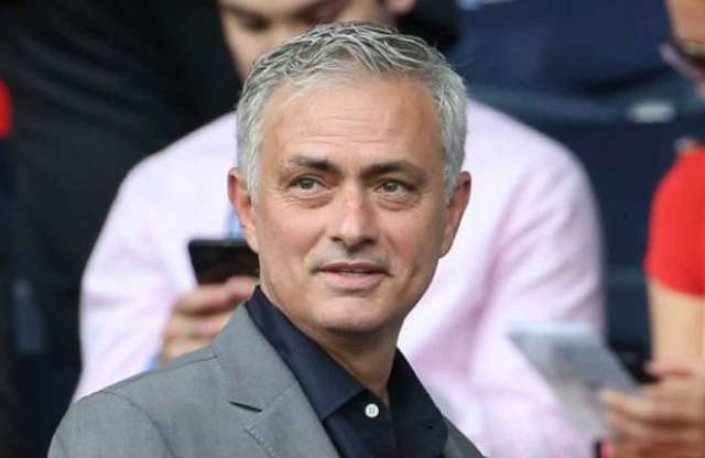 Jose Mourinho, Man United