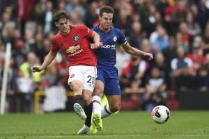 Daniel James, Man United