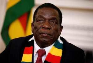 Zimbabwe uproar as roads named after Emmerson Mnangagwa