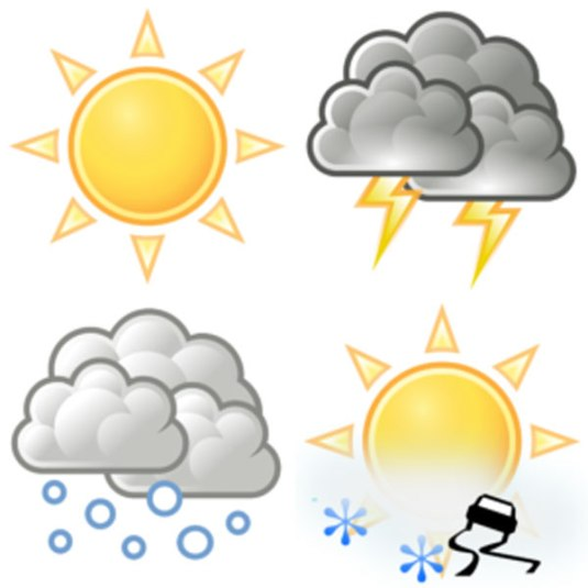 NiMet predicts 3 days sunny, thunderstorms weather
