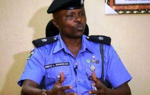 Police, Enugu