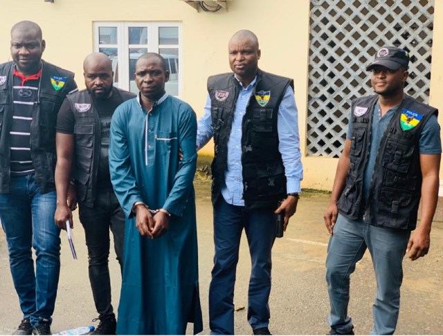 Kidnapping: Court admits six guns recovered from Wadume into evidence