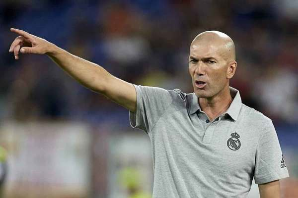 Zidane, Real Madrid, Hazard