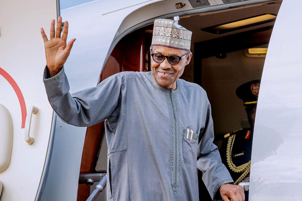 Updated: Buhari leaves Nigeria Tuesday for medical check-up in UK -  Vanguard News
