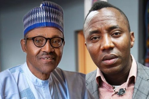 Image result for CSOs  gives Buhari 14-day ultimatum to release Sowore
