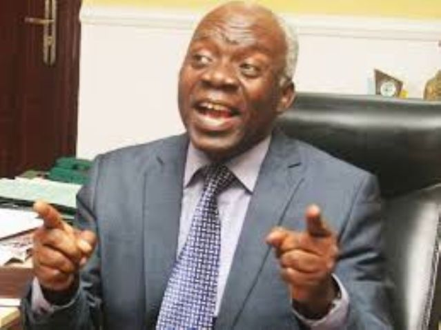 Falana warns journalists against rumours peddling