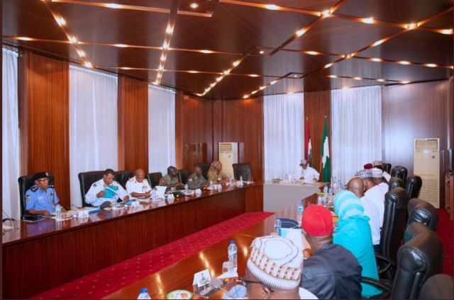 Removal of Service Chiefs: NASS've confirmed Nigeria is under siege ― CAN