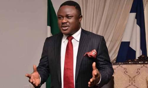Gov Ben Ayade of Cross Rivers state