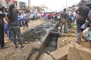 Edo, flood